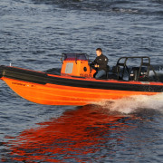 Gemini 650 Work Rescue Patrol RIB