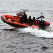 Gemini Waverider 550 Rescue RIB