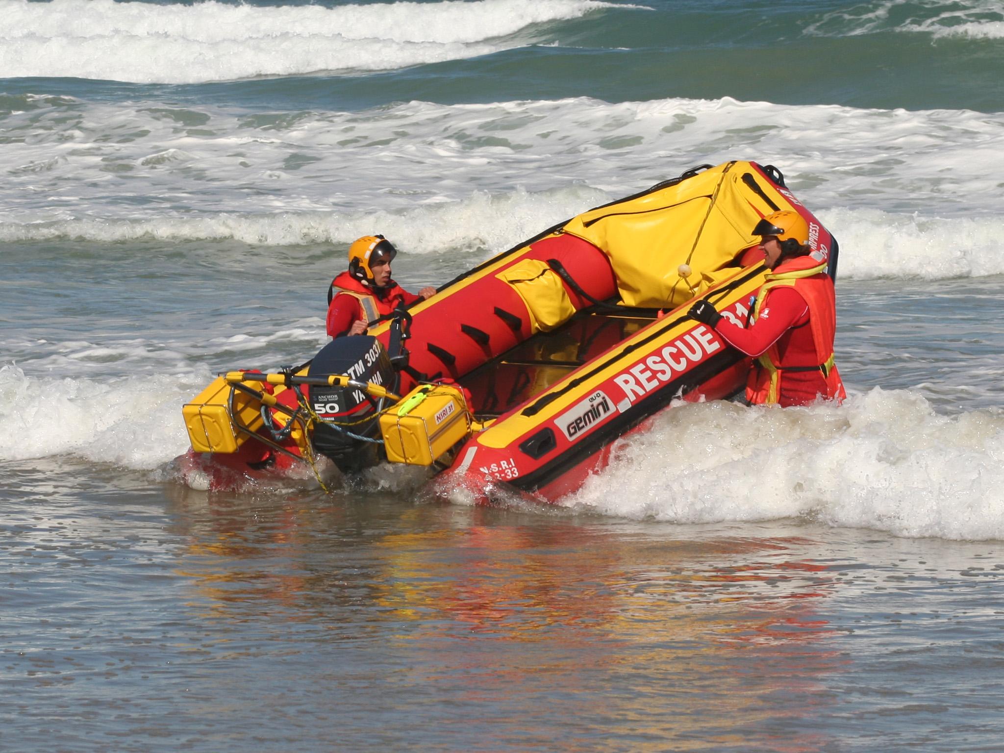 Gemini GRX420 professionele rubberboot