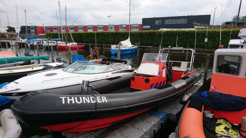 10 m  Commercial Inboard Diesel RIB for sale