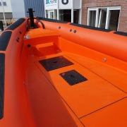 9 mtr professional offshore support rib for sale or charter